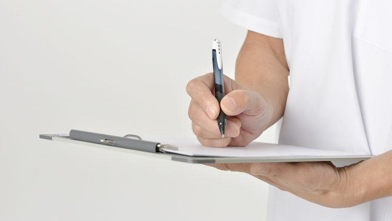 筋力検査、整形外科検査、姿勢分析を行います
